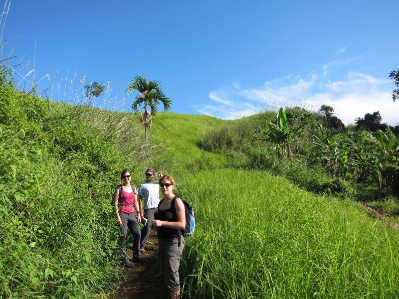 Ubud hiking 2