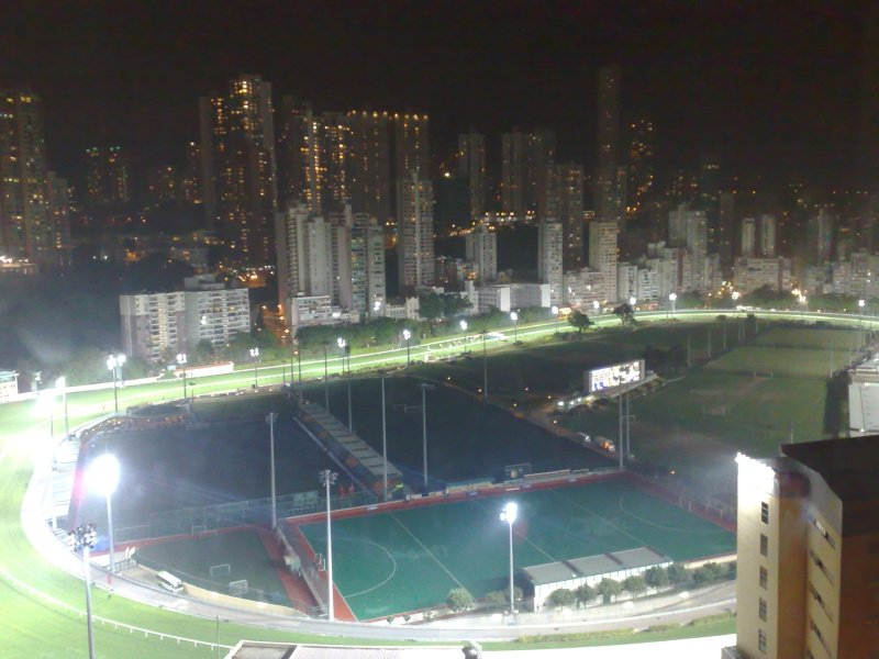 Happy Valley from the 25th