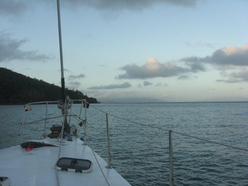 Tilbake til Airlie Beach