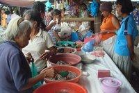 Market in Anteqiuera - Bohol