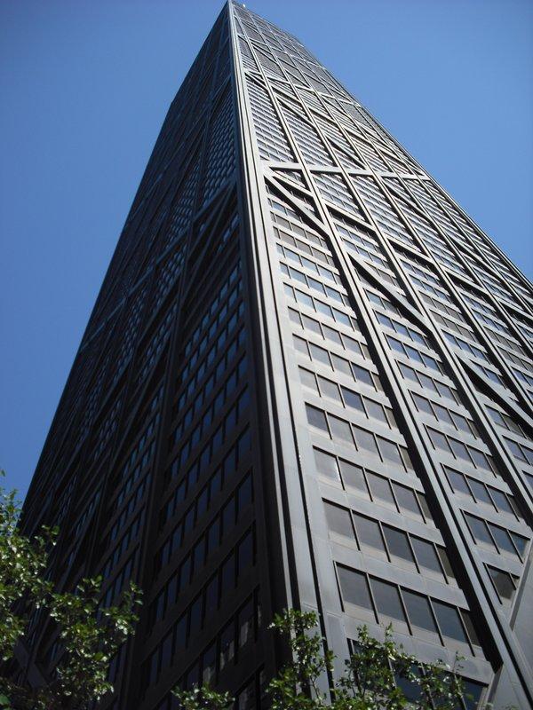 The Hancock building