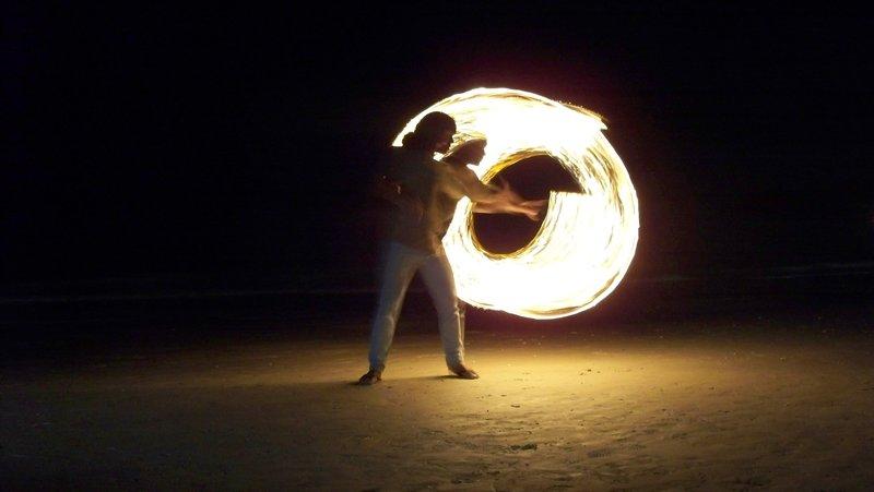 Firestaff on Pha Ngan
