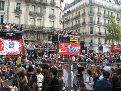 We followed the noise to the biggest techno parade in the world.