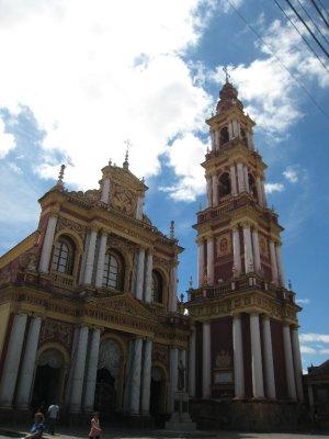 Salta church.