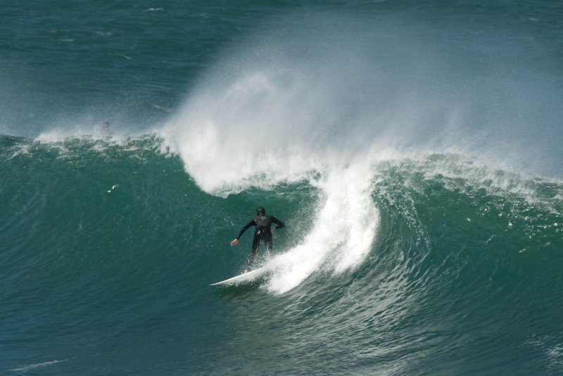 Hermanus, surfer