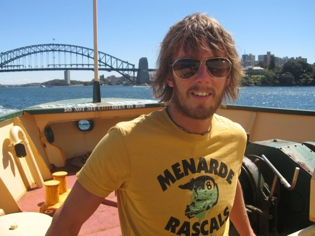 Boat to Manly