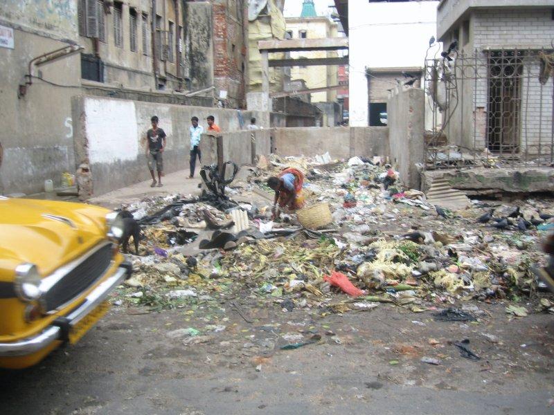Kolkata Dump