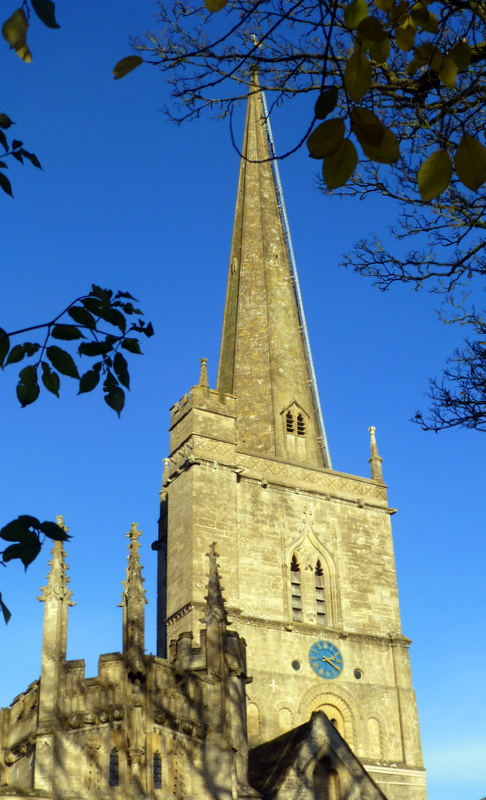 Burford Church