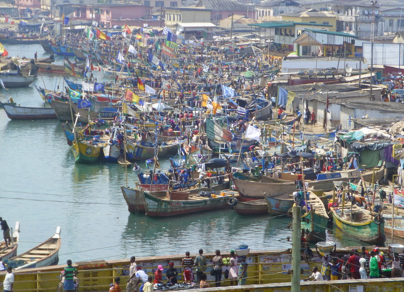 Elmina Harbour