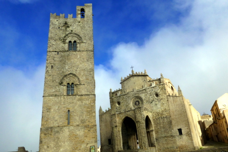 Cathedral Erice