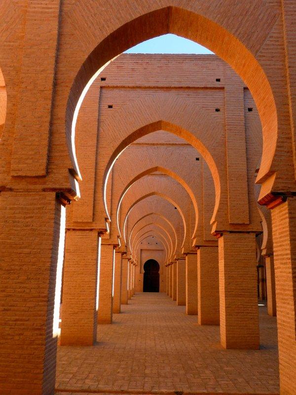 Mosque in High Atlas