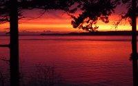 Sunrise on Gabriola