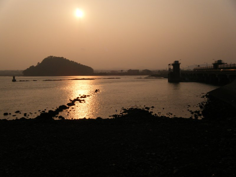Sunset, Jeju