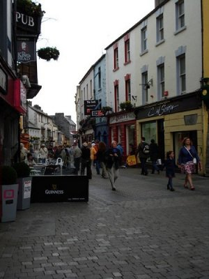 High St Galway City