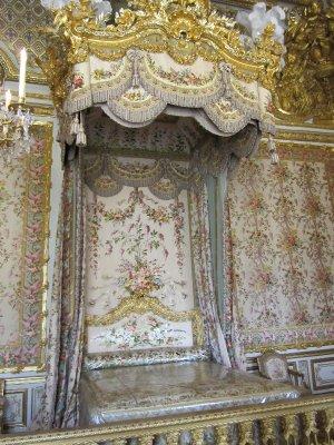 Marie-Antoinette's bed