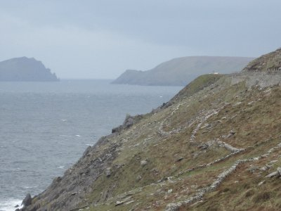 Towards Blasket Island