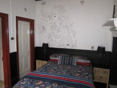 Tania's aromatherapy room