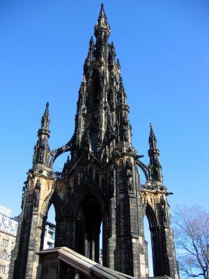 Scott's monument