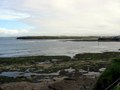 Surf break at Bundoran!