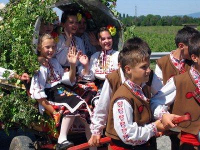 Festival kids