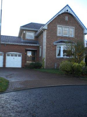 Bernie and Estrelita's house in Livingston