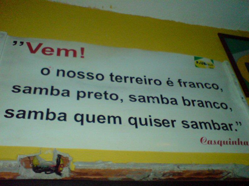 Samba philosophy