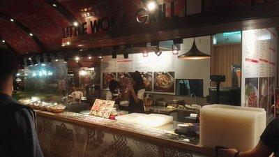 Food court, KLIA2