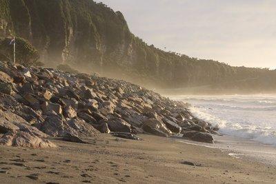 Punakaiki Beach