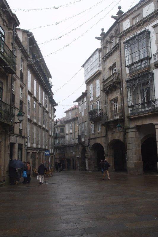Praza de San Miguel dos Agros