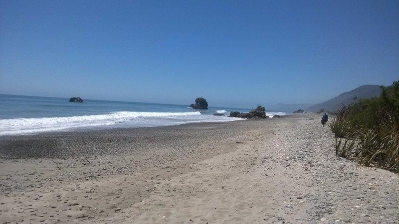 Beach @ Karamea