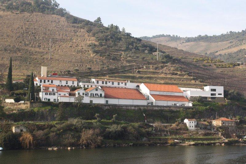 Quinta de la Rosa, Douro Valley