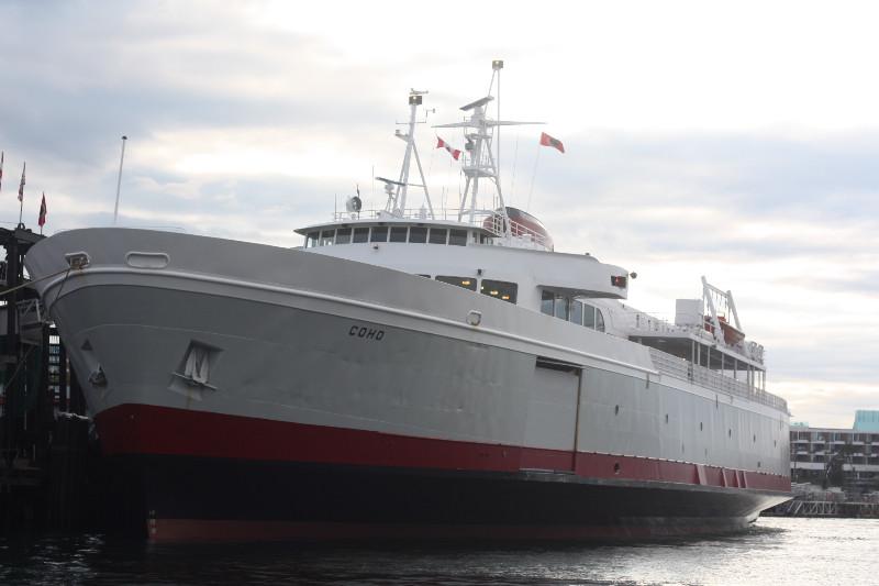The goodship Como