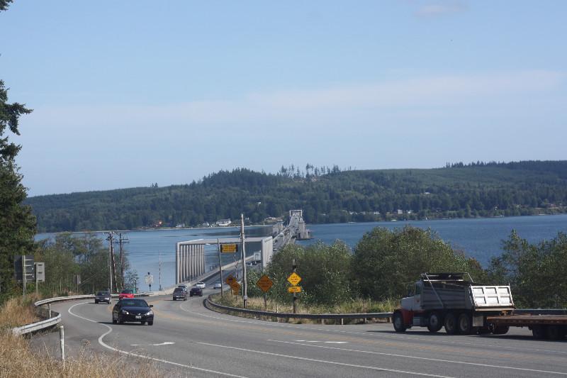 Bridge over Squamish Harbour
