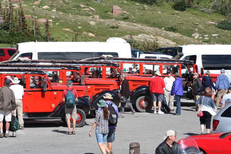 Jammers @ Glacier National Park