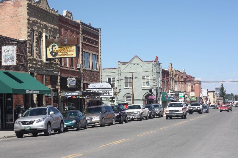 Red Lodge main Street