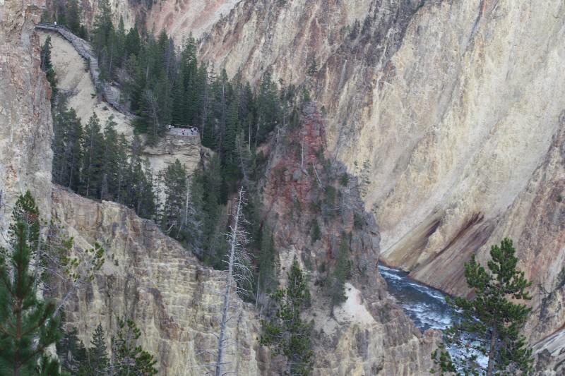 Yellowstone Grand Canyon