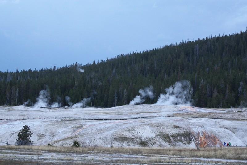 Geothermals @ Yellowstone