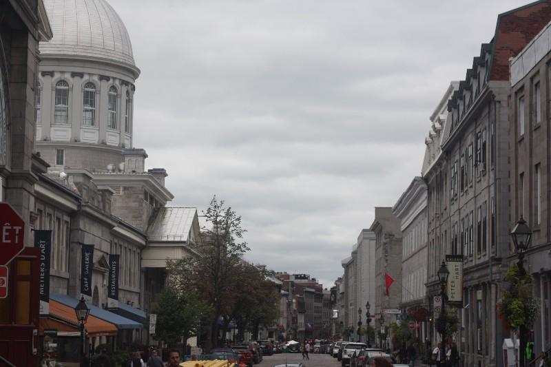 Rue Notre-Dame, Montréal