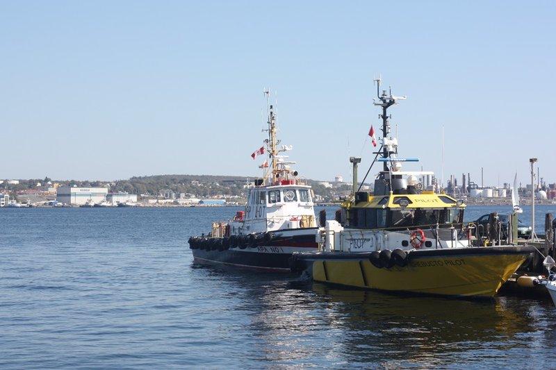 Pilot Boats