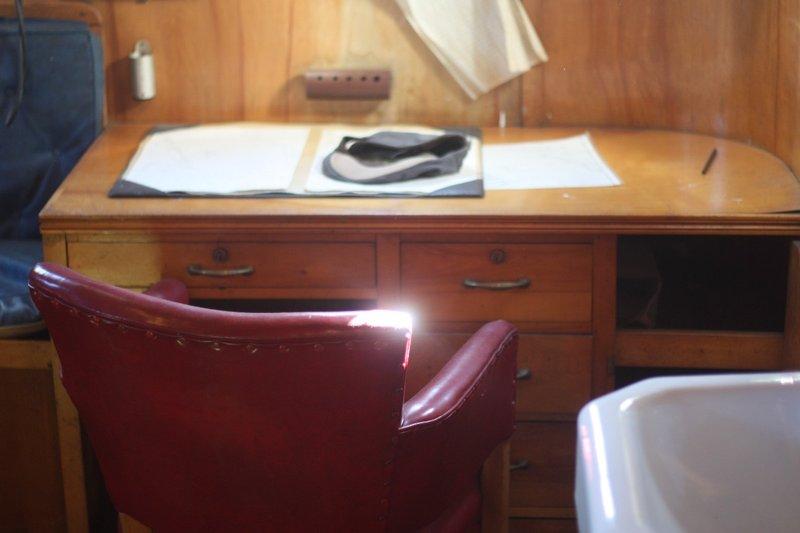 Captain's Cabin, Acadia
