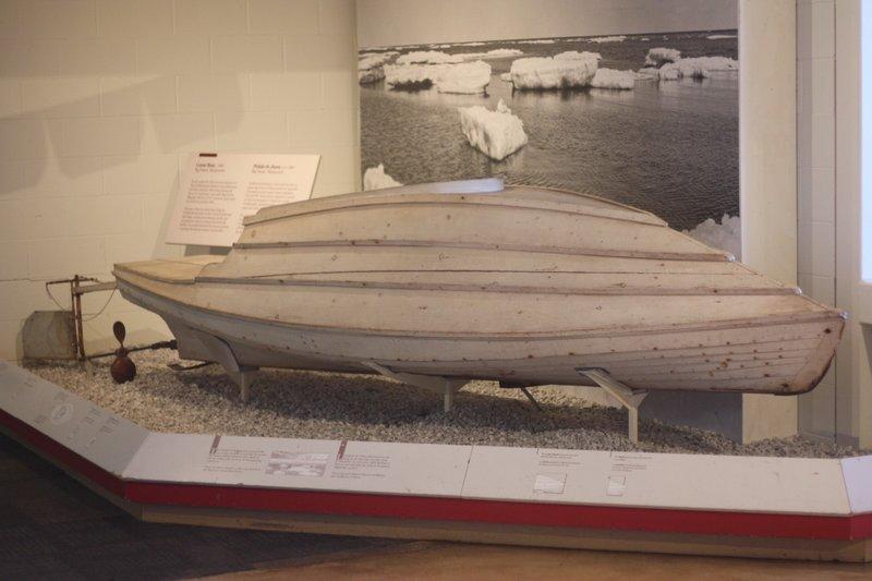 Goose Boat