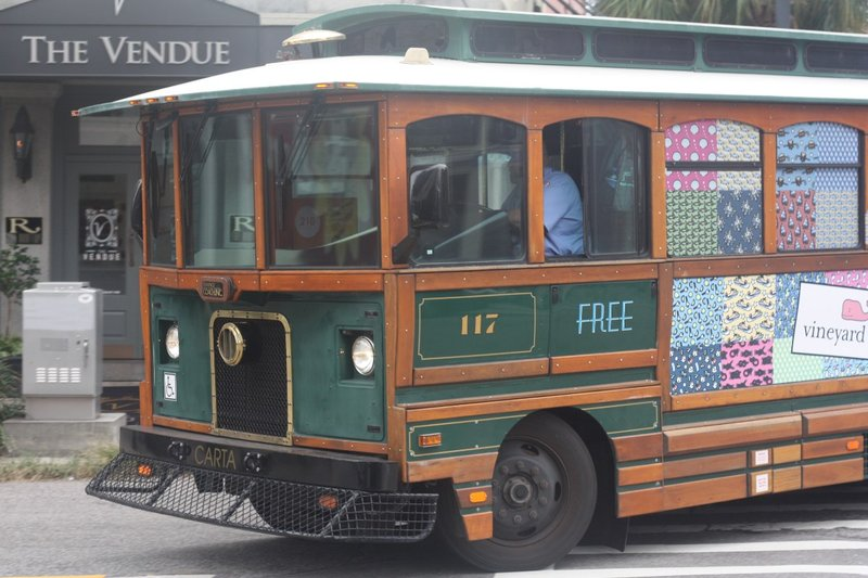 Free Tourist Tram