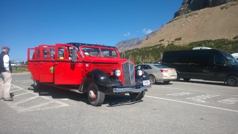 Jammer @ Glacier National Park