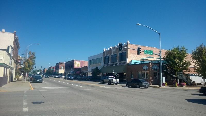 Main Street, Kalispell MT