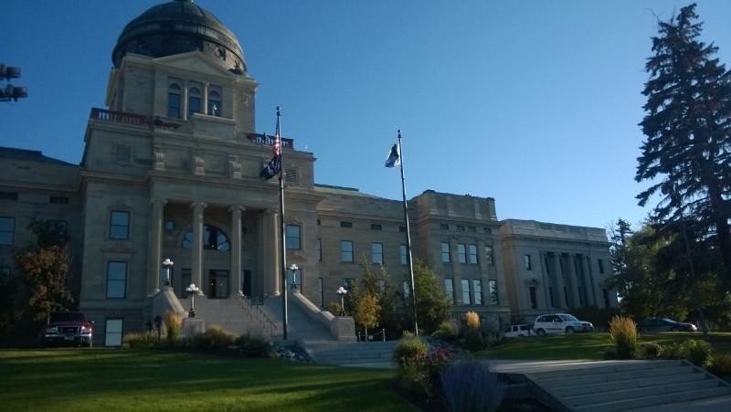 Montana Legislature, Helena