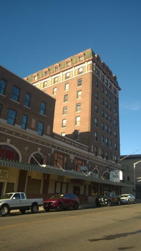 Finlen Hotel @ Butte