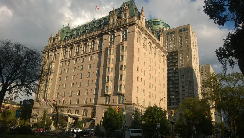 Fort Garry Hotel, Winnipeg