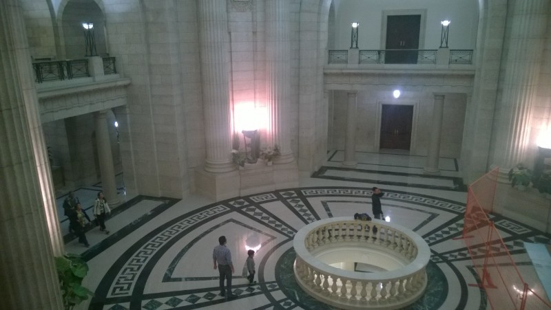 Interior, Manitoba Legislature