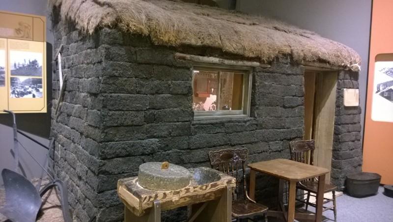 Red River Settler's Cabin