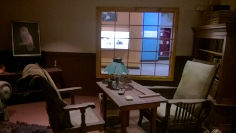 Bell's Office